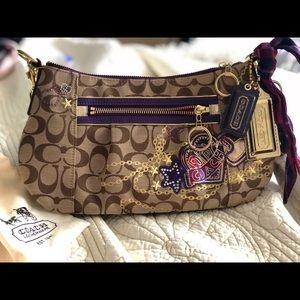 Limited edition Crossbody coach purse